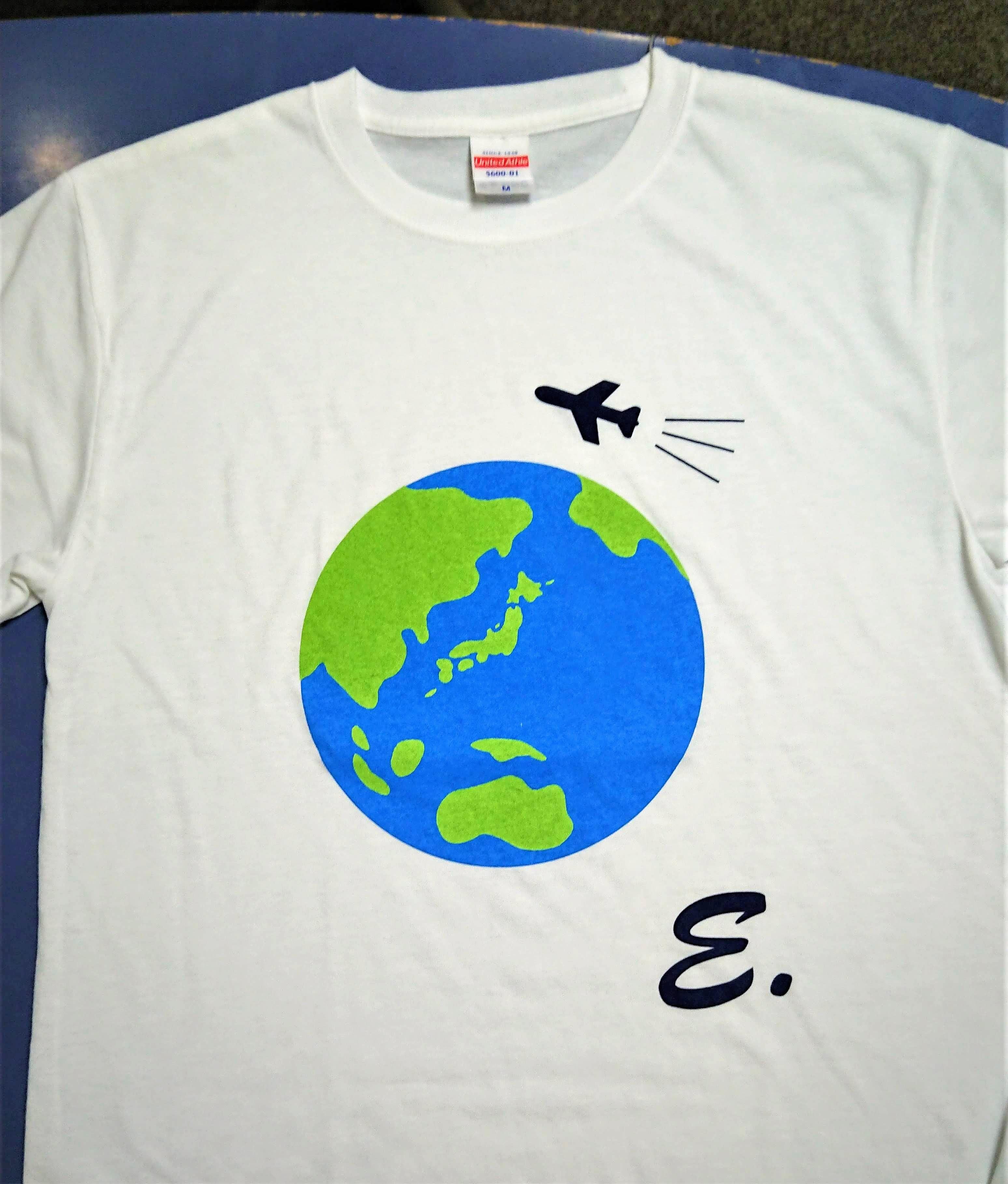 Tシャツ白 (1)
